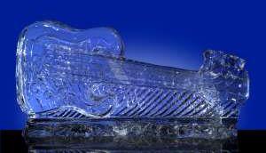 ice guitar